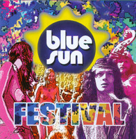 BLUE SUN   -FESTIVAL(1970 Hendrix style Danish hippies!)CD