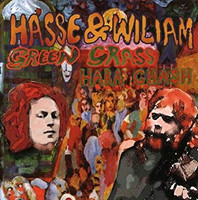 HASSE & WILLIAM   -GREEN GRASS HARA CHASH (Legendary hippy folk-rock 1970)  CD