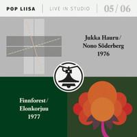 HAURU, JUKKA/NONO SODERBERG   -POP-LIISA 5-6 (70s Finnish prog) CD