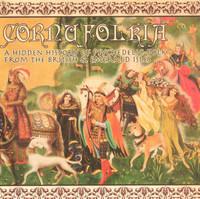 CORNUFOLKIA - 45 ultra rare underground psych-folk gems  DBL COMP CD