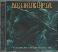 NECROCOPIA  - ORIGINAL UK DOOM IN MEMORIAM (1968 -71 history of early UK doom, cosmic-doom and occult influenced heavy rock) COMP CD