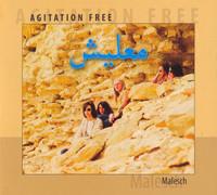 AGITATION FREE  -MALESCH (1967 Krautrock)  LP