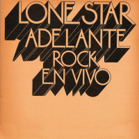 LONE STAR  -ADELANTE ROCK EN VIVO(1973 Spanish hard progrock)  LP
