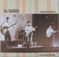 RABBITS-LOOKING IN THE UNIVERSE (Greek 60s garage with insert) LP