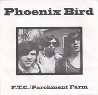 PHOENIX BIRD  - F.T.C/ Parchment Farm: numbered, w/picture sleeve. -  45 RPM