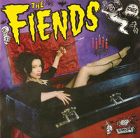 FIENDS  - In Scareo (fuzz-filled '60s inspired garage punk from Canada)   CD
