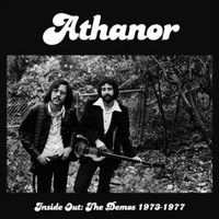 ATHANOR   - Inside out: the demos 1973-1977 (Beatle'esque, fuzzed-out psych) CD