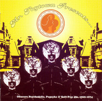 MR TOYTOWN PRESENTS   -Vol 1 (Obscure Psychedelic, Popsyke & Soft-Pop 45s, 1969-1974)  COMP CD