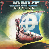 JANUS - Al maestrale(1978 private press talian hard rock) LP