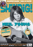 SHINDIG!  -#91 NEIL YOUNG -BOOKS & MAGS