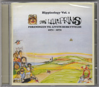 DEN LILLE PRINS  - HIPPIEOLOGY #1-1970-1972-  CD