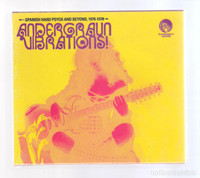 ANDERGRAUN VIBRATIONS -VA (Spanish Hard Psych And Beyond 1970-1978 )  COMP CD