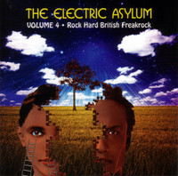ELECTRIC ASYLUM -Vol 4 (Rock Hard 60s &70s British Freakrock)COMP CD
