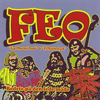 FEO -BEDSTE PA DEN FEDE MADE (Danish hippie-folk 1971) CD