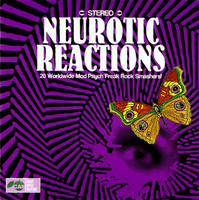 NEUROTIC REACTIONS -20 Obscure Mod Smashers, 1965-1970 - COMP CD