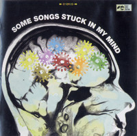 SOME SONGS STUCK IN MY MIND -18 rare tracks taken from obscure 60s psych 45s -COMP CD