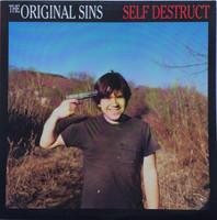 ORIGINAL SINS- Self Destruct (60s dedicated to Velvets, Stooges, Seeds, Ramones) CD