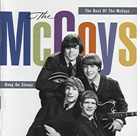 MCCOYS   -Hang on Sloopy: Best of the McCoys (65-67 fuzz rock)-  CD