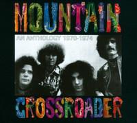 MOUNTAIN -Crossroader: An Anthology 1970-1974 - DBL CD