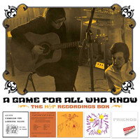 GAME FOR ALL WHO KNOW   -The H & F Recordings  5 Box SET! (includes: Agincourt, Ithaca, Alive Through the Looking Glass, Tomorrow Come Someday, Friends)  COMP CD