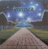 INSIDER  - JAMMIN' FOR SMILING GOD (STONER-SPACE-ROCK )CD