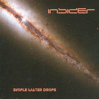 INSIDER   -SIMPLE WATER DROPS (PSYCHEDELIC SPACEROCKERS)  CD