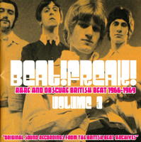 BEATFREAK!   Vol 3 Rare And Obscure British Beat 1966-1969  COMP CD