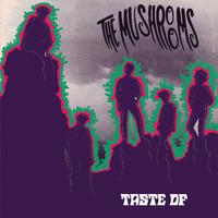 MUSHROOMS   -TASTE OF(1970 UK psych-prog)   LP