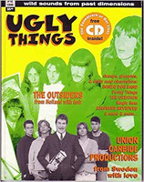 UGLY THINGS   -#16  Outsiders, Pretty Things and more- Out of print issue!   BOOKS & MAGS