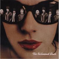 RICHMOND SLUTS  - ST -S.F. GLAM GARAGE RARITY -  CD
