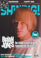 SHINDIG!  -#93 BRIAN JONES - BOOKS & MAGS
