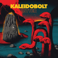 KALEIDOBOLT   -Bitter (heavy power trio rock'n'roll psych) CD