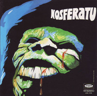 NOSFERATU   -ST (early psych Krautrock 1970) CD