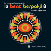 BEAT BESPOKE  -VA  Vol 8(Obscure underground '60s club sounds)  COMP CD