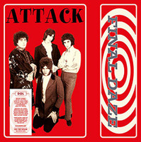 ATTACK   -FINAL DAZE( 67-68 Brit mod psych) LP