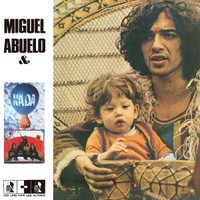 ABUELO , MIGUEL  & NADA   -ST (A stunning blend of psych, hard-rock and prog-folk )   LP