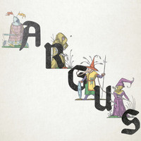 ARGUS   - ST (UK Prog & Hard-Rock underground, 1973-1975!)  LP