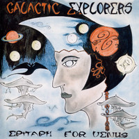 GALACTIC EXPLORERS -Epitaph for Venus (1974 Kraut psych) SALE!~  LP