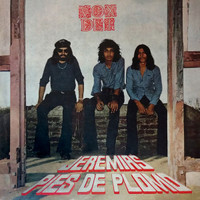 VOX DEI  -Jeremias Pies de Plomo (1972 Solid hard-rock/heavy blues power trio) LP