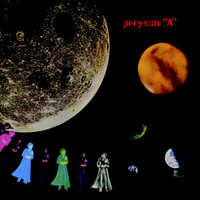 PROYECTO A   -Proyecto  A& B  (1974 Spanish Cosmic, acid-psych-soul-funk-prog)-  CD