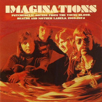 IMAGINATIONS   -Psychedelic Sounds From The Young Blood, Beacon & Mother Labels, 1969-1974-  COMP CD