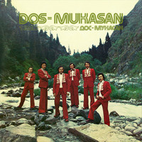 DOS-MUKASAN  -ST (1967 Soviet Kazakh psych fuzz ) CD