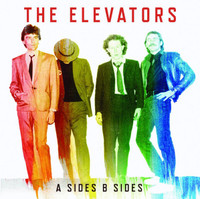 ELEVATORS   - A SIDES B SIDES(1978 power pop) CD