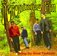 HERONIMUS FIN   -RIDING THE GREAT FANTASTIC(1966 UK psych guitar band Pink Floyd style)CD