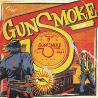 GUNSMOKE VOL  1 & 2   -Dark Tales of Western Noir From the Ghost Town Jukebox-COMP CD
