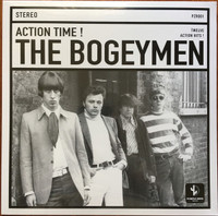 BOGEYMEN  -ACTION TIME!(Small Faces style French garage) LP