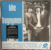 BOGEYMEN-INTRODUCING(Small Faces style French garage)  LP