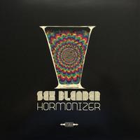 SEX BLENDER   -HORMONIZER (Ukrainian stoner psych) NEON PINK   LP