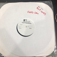 HARD ONs  -Very Exciting- TEST PRESSING WITH JACKET-  LONG OUT OF PRINT TITLE!    LP