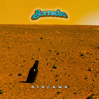 BORRACHO  -  ATACAMA (Washington DC old school stoner rock)  CD